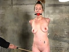 Jade Marxxx gets roped and pulled from every direction