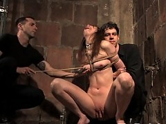 New meat slave slut trained to obey masters