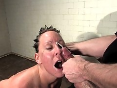 Julie Night in slave training