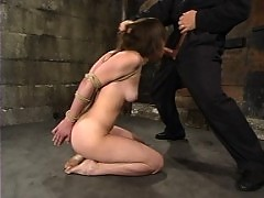 Kinky girl-next-door Bobbi Start fights back orgasms